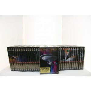 Serie STAR TRECK the collector´s edition