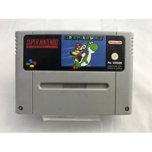 JUEGO SUPER MARIO WORLD (SUPER NINTENDO)