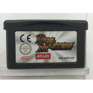 JUEGO DUEL MASTERS (GAME BOY ADVANCE)