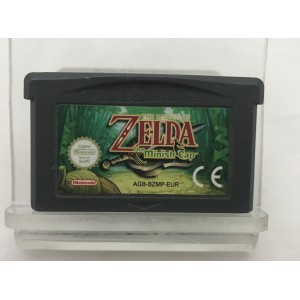 JUEGO ZELDA THE MINISH CAP (GAME BOY ADVANCE)