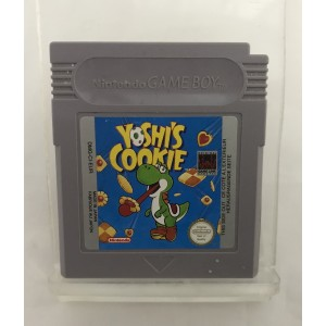 JUEGO YOSHI'S COOKIE (GAME BOY)