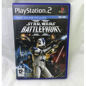 JUEGO STAR WARS II BATTLEFRONT (PS2)