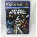 JUEGO STAR WARS II BATTLEFRONT (PS2)